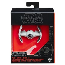 Star Wars Black Series Titianium - Rebels Inquisitor's TIE Advanced Prot... - $16.99
