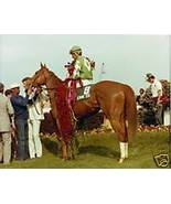 8x10 of Genuine Risk in the KY Derby Winners Circle - $20.00