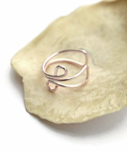 Light Pink Small Ear Cuff, No Piercing Cartilage Earrings - $9.90+