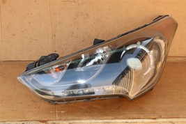 13-16 Hyundai Veloster Turbo Projector Headlight Lamp W/LED Driver Left LH image 2