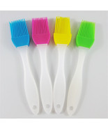 1x Silicone Honey Cooking Oil Basting Brush Bar... - $1.89