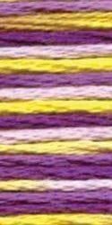 4265 purple pansy variations