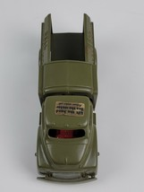Vintage Hubley Kiddie Toy Plastic Bell Telephone truck w/ Box & Shovel #327 - $121.54