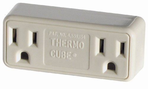 Farm Innovators Model TC-3 Cold Weather Thermo Cube Thermostatically Controlled