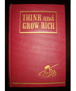 THINK AND GROW RICH 1945 EDITION +CDsAudio/Tapes COLLECTOR CLASSIC NAPOL... - $148.38