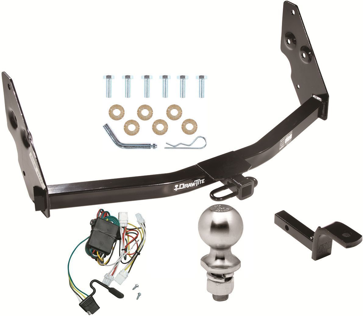 Complete Trailer Hitch Package W Wiring Kit And 23 Similar Items Nissan Frontier S L1600
