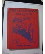 """The Little Engine That Could"" Watty Piper 1930 Platt & Munk - $65.00"