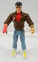 N) Vintage James Bond Jr. Action Figure 1990 EON Prod. Hasbro - $7.91
