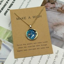 New Fashion Women Choker Necklace Enamel Star Moon Pendant Necklaces Jewelery - $4.99