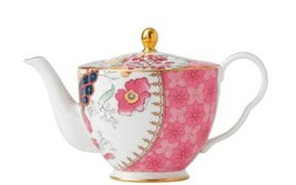 Wedgwood Butterfly Bloom 12.5oz Ceramic Teapot - $93.50