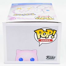Funko Pop! Games Pokemon Mew #643 Vinyl Action Figure image 6