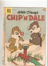 Walt Disney's Chip 'N' Dale # 7 (Sept.1956) - $2.95