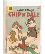 Walt Disney's Chip 'N' Dale # 7 (Sept.1956) - $2.95