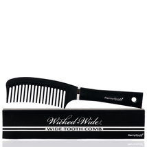 Wide Tooth Comb by RemySoft - $14.95