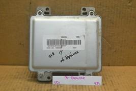 2006 Chevrolet Equinox Engine Control Unit ECU 12600928 Module 429-6d1 - $9.99