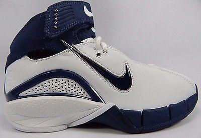 Nike Air Zoom Huarache Excel 2006 Rare Women's Basketball Shoes Sz US 7.5 M (B)