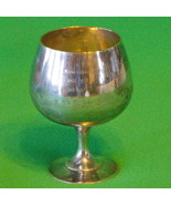 1979 EPNS Silverplate Goblet, 2nd Place, Torrance Marine League, Div C-2 - $3.95