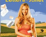 LETTERS TO JULIET ~ DVD VIDEO