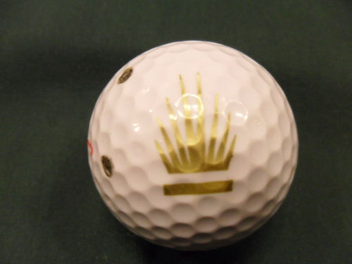 THE SUPERSIZE HOWITZER Logo Golf Ball TITLEIST Very Nice FAST SHIPPING
