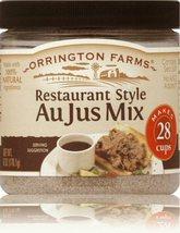 3 Orrington Farms®  All Natural Restaurant Style Au Jus Mix - 3 (three) ... - $19.99