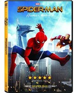 Spider-Man Homecoming (DVD) - $8.56