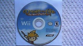 Drawn to Life: The Next Chapter (Nintendo Wii, 2009) - $4.75