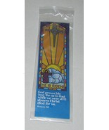 He is Risen Bookmark with Lapel CROSS Pin Sealed NEW Jesus - $6.99