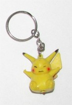 Pokemon PIKACHU Anime & 4 OTHERS KEY CHAIN Ring Keychain - $9.99