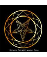 Demonic Pact With Madam Daria - $199.00