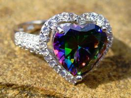 Haunted Ring Romantic Djinn of True and Powerful Love Loyalty and relationships - $60.00