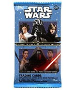 Journey to Star Wars Force Awakens Single Trading Card Pack - $7.83