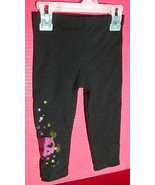 Faded Glory Baby Clothes 18M Infant Girl Bottoms Pants Sparkle Design Le... - $9.49