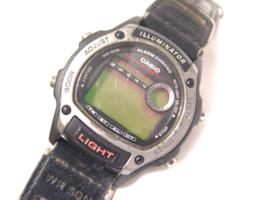 "M18, Casio Illuminator, 9"" Adj. Velcro Band, W94M, Multi Functional - $26.14 CAD"