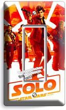 A STAR WARS HAN SOLO STORY CHEWBACCA 1 GANG GFI LIGHT SWITCH WALL PLATE ... - $11.99