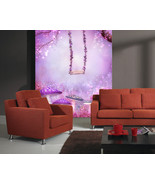 3D Beauty Swing 2029 Wall Paper Wall Print Decal Wall Deco Indoor Wall - $28.54+