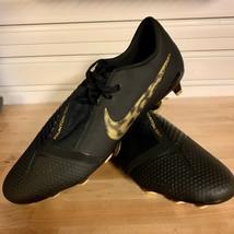Nike Mens Phantom Venom VNM Pro FG Soccer Cleats, Black, SIZE 12 (AO8738-077) - $58.91