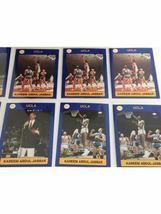 Vintage Lot 11 Kareem Abdul Jabbar UCLA Trading Cards College Basketball NCAA image 7