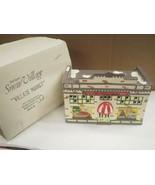 DEPARTMENT 56- 50440 VILLAGE MARKET- RETIRED - NEW IN BOX- - $25.46