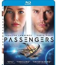 Passengers (2017) Blu-ray