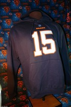 Chicago Bears MARSHALL 15 Hoodie Sweatshirt NFL Team Apparel Large Adult... - $34.99