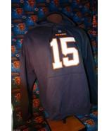 Chicago Bears MARSHALL 15 Hoodie Sweatshirt NFL Team Apparel Large Adult... - $34.99