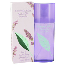 Green Tea Lavender by Elizabeth Arden 3.3 oz Eau De Toilette Spray - $33.00