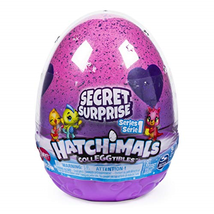 Hatchimals Colleggtibles, Secret Surprise Playset with 3 Styles May Vary - $16.47