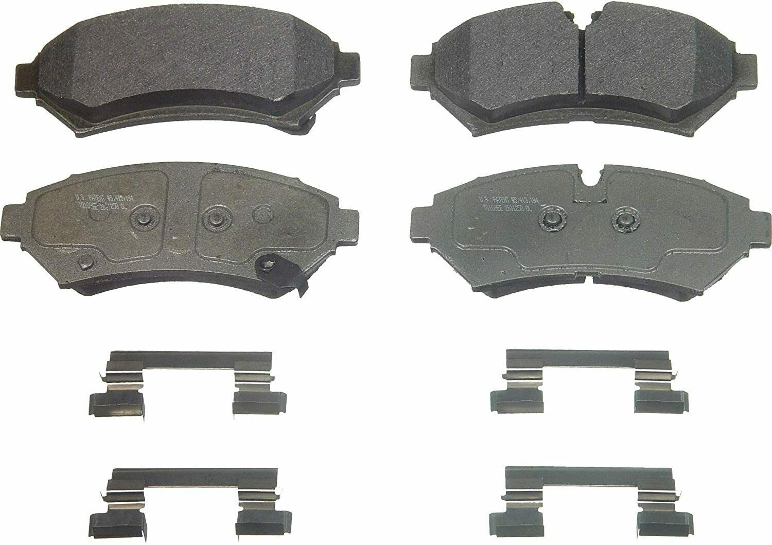 Wagner Thermo Quiet Edge Front Brake Pads for Cadillac Seville 1998-99 2000-2002