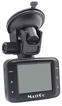 Matego Dash Camera 1080P FHD 2.0 Inch LCD Screen 120 Degree Wide Angle ... - $45.43