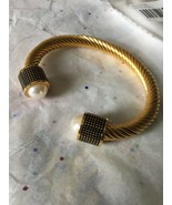 STEELTIME Stainless Steel Cuff Bracelet,New - $33.99