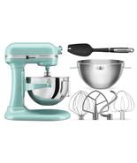 KitchenAid Professional Plus 5 Quart Bowl-Lift Stand Mixer w/Bundle RED ... - $489.00