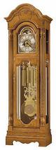 Howard Miller 611-196 (611196) Kinsley Grandfather Floor Clock - Golden Oak - £2,819.74 GBP