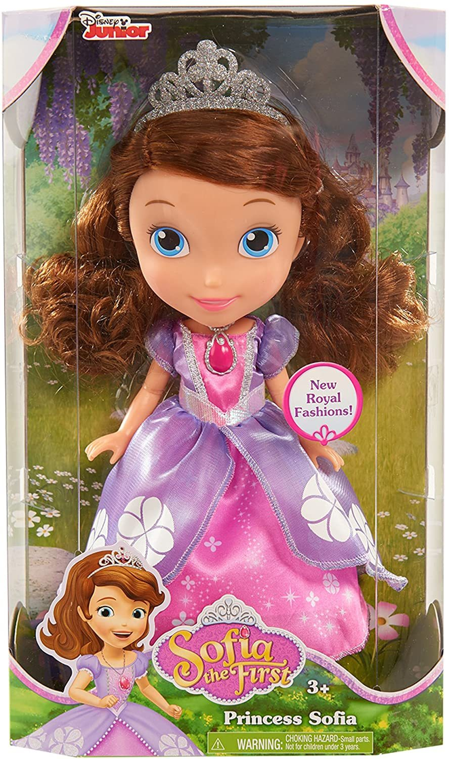 Primary image for Just Play Sofia the First Royal Sofia Doll