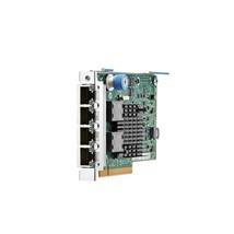 HP Ethernet 1GB 4-Ports 366FLR Adapter PCI Express 4x RJ45 669280-001 - $121.34